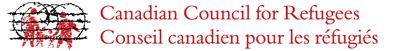 logo Canadian Council for Refugees - Conseil canadien pour les réfugiés