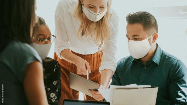 Série de webinaires : Les avantages d'un lieu de travail respectueux pendant la COVID-19